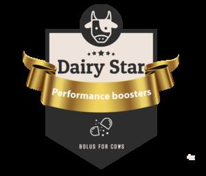 Logo Bolus dairy star